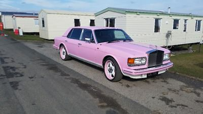 Rolls royce silver spur one of a kind
