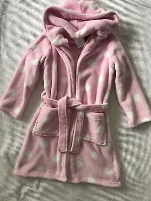 Girls Huckleberry Lane Dressing Gown size 7 excellent condition, RRP$60