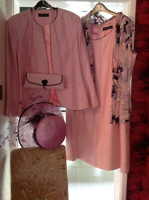 Ladies special Occasion Outfit Size 22 By Jacques Vert