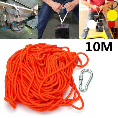 10m Rope Band For Recovery Neodymium Magnet Detector Fishing Treasure Hunting