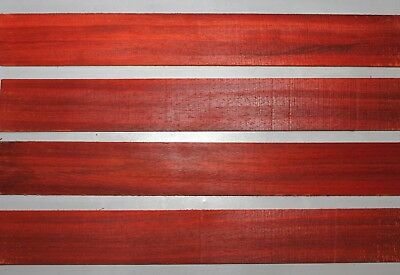 Africa Padauk Fretboard FOR Guitar&Bass Fingerboard,Luthier Supply-TONEWOOD