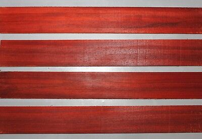 ONE Africa Padauk Fretboard FOR Guitar&Bass Fingerboard,Luthier Supply-TONEWOOD