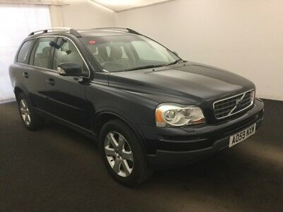59 Volvo Xc90 2.4 D5 Se Lux Premium G/t **7 Seats, 1 Owner, Leather, Nav Etc**
