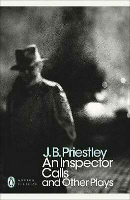 An Inspector Calls and Other Plays by J.B. Priestley Paperback Book Free Shippin