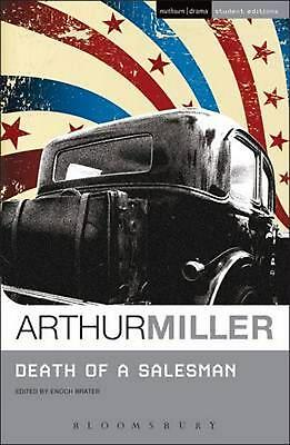 Death of a Salesman by Arthur Miller (English) Paperback Book Free Shipping!
