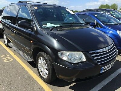05 Chrysler Grand Voyager 3.3 Limited **black, 1 Owner, Stow And Go, Leather!!**
