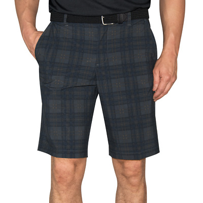New J.Lindeberg True Regular Fit Micro Stretch - Checked