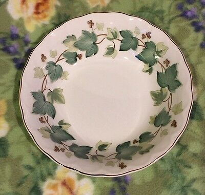 ❤️Casual Living Nikko Tableware Oval serving Vegetable Bowl Greenwood Ivy EUC