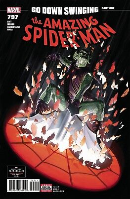 AMAZING SPIDER-MAN #797 1st print Red Goblin Alex Ross Marvel Comics NM 2018