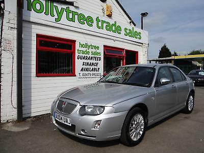 2004 04 Rover 75 1.8 Connoisseur SE 3 Owners