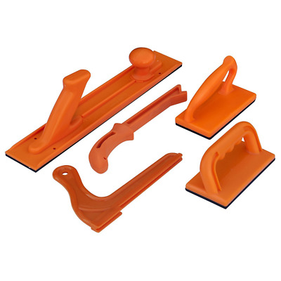 POWERTEC Safety Push Block and Stick Package, 5-Piece