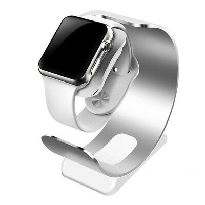 For Apple Aluminum Charging Dock Station Charger Holder Stand Watch 42MM/38MM