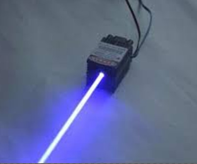 6W Blue laser module with modulation