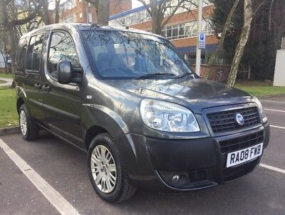 Fiat Doblo Wheelchair Access Very Low Mileage, PX welcome