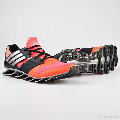 quality design d5f84 7a797 Adidas Springblade Solyce Red Black Mens Running Shoes AF6801 NEW