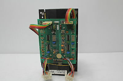BHP 314344 Rev C Board assembly for Modular Printer Used