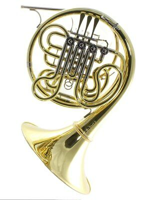 Paxman 4 Series Double Horn