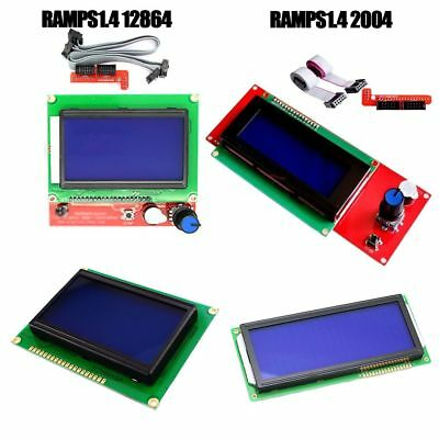 12864/2004 LCD Module RAMPS Graphic Smart Controller Reprap Extended Parts