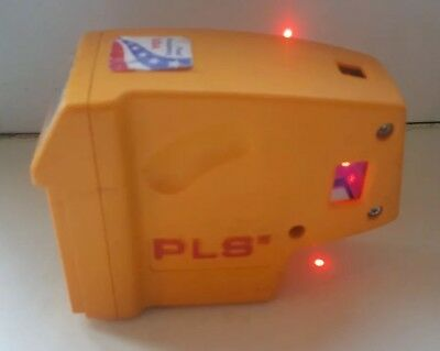 Pls 5 Laser Level Pls5 Pacific Laser Systems Plumb 90°