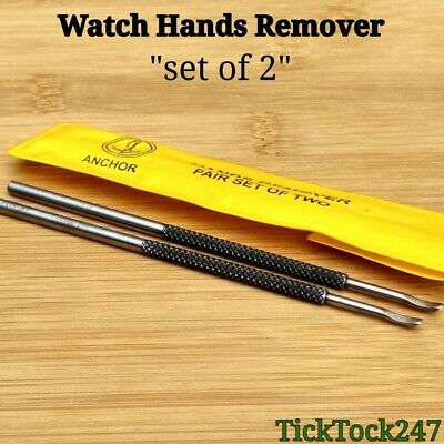 Watch hands removers LEVER type tool watchmakers repair