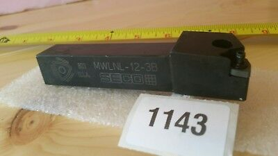 SECO Turning Tool MWLNL-12-3B Trigon Lathe Tool Holder good condition