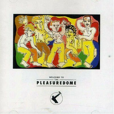 Frankie Goes To Hollywood-Welcome To The Pleasure Dome  CD NEW