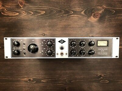 UNIVERSAL AUDIO UA 6176 Vintage Microphone Preamp and Channel Strip