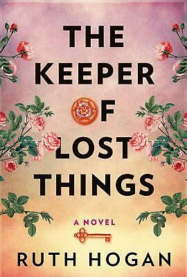 The Keeper of Lost Things by Ruth Hogan (English) Hardcover Book Free Shipping!