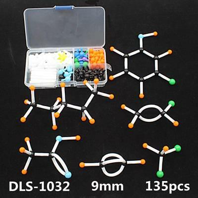 Molecular Model Set Organic Chemistry Atom Links Science Small Mini Formula Kids