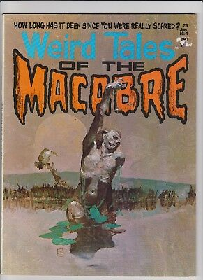 Weird Tales of The Macabre  1    VF-      Seaboard  magazine