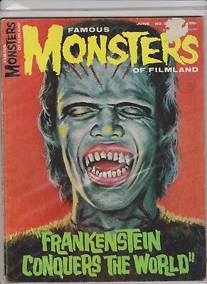 Famous Monsters of Filmland 39      VG+