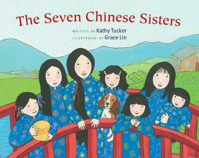 The Seven Chinese Sisters by Kathy Tucker (English) Paperback Book Free Shipping