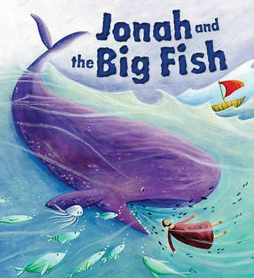 Jonah and the Big Fish (My First Bible Stories) by Katherine Sully (English) Pap