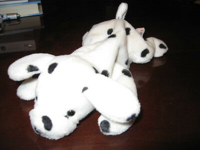 Beanie Babies Sparky the Dalmation