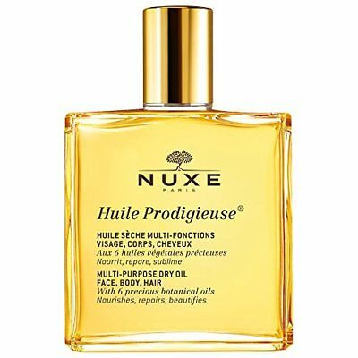 Nuxe Huile Prodigieuse Multi-Purpose Dry Oil  Face, Body and Hair 50 ml