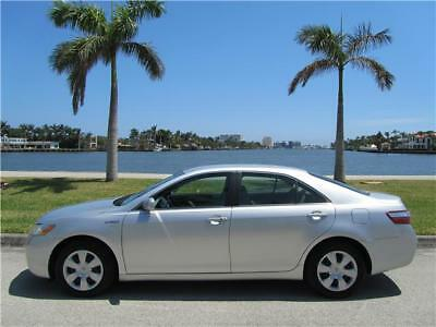 2009 Toyota Camry LOW 58K MILES ONE OWNER CLEAN CARFAX NON SMOKER! 2009 TOYOTA CAMRY HYBRID LOW 58K MILES 1OWNER CLEAN CARFAX NON SMOKER NO RESERVE