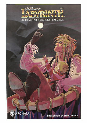 Jim Henson's Labyrinth #1 30th Anniversary Special (Nerd Block Exclusive Cover)