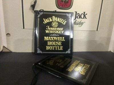 Jack Daniels Maxwell House Bottle Tag - Whiskey