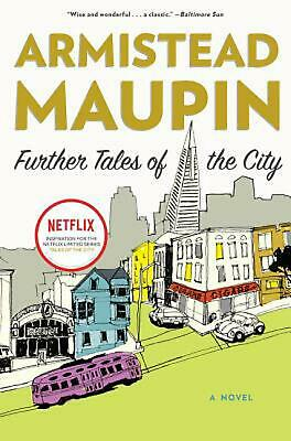 Further Tales of the City by Armistead Maupin (English) Paperback Book Free Ship