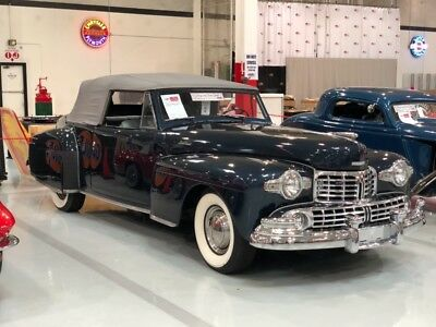 Continental -RARE FROM A MUSEUM-SOUTHERN CLASSIC- 1948 Lincoln Continental for sale!