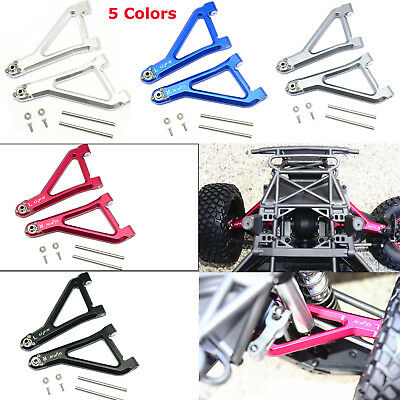 2 x Aluminum Suspension Upper Arms Parts for Traxxas Unlimited Desert Racer UDR