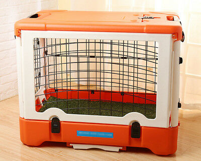 Grain Valley Collapsible Dog Crate X-Large (Desert Tan) Airplane Compliant