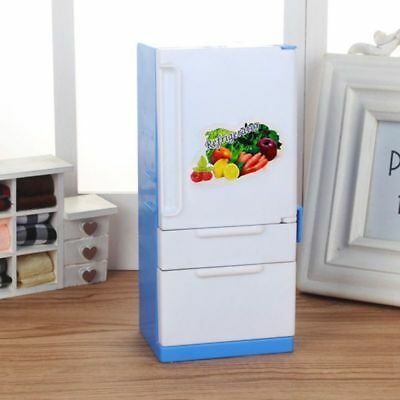 1pcs Fashion Dollhouse Accessory Furniture Refrigerator For  doll house