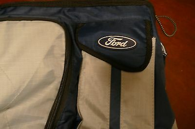 NEW FORD Novelty Car Drink Lunch Food Camping BBQ Picnic Cooler with Wheels