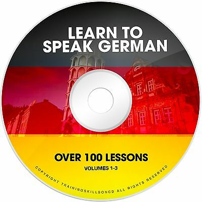 LEARN TO SPEAK BASIC GERMAN Language Phrases Words PDF ebooks on CD