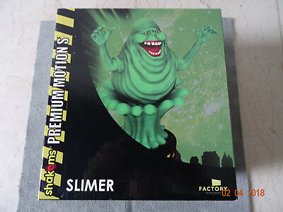 Ghostbusters Shakems SLIMER Limited Edition Premium Motion FACTORY ENTERTAINMENT