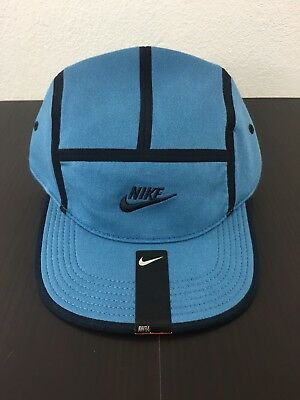 b03d0d767fe ... switzerland unisex nike aw84 tech pack 5 panel adjustable hat cap flat  brim 611751 440 a4a1b