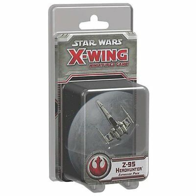 Star Wars: X-Wing Miniatures Game - Z-95 Head Hunter Expansion Pack
