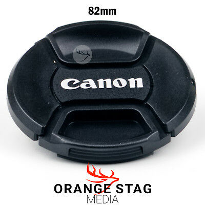 Lens Cap Cover Centre Pinch for Canon Lenses with 82mm Thread
