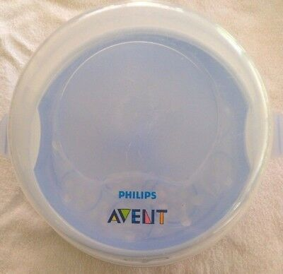 Avent Microwave Steam Steriliser-Used